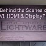 Notre formation Lightware, une réussite !