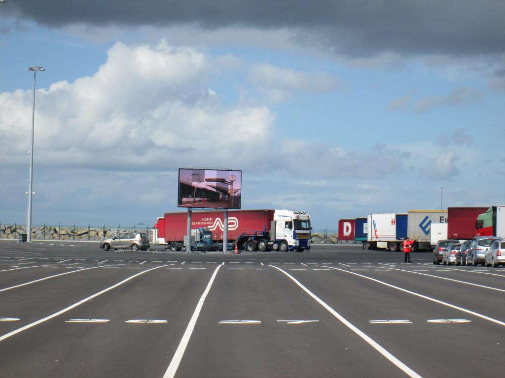Port de Caen - Ouistreham_DataDisplay