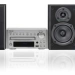 La micro chaîne TEAC TC-X350I ; une qualité acoustique incroyable !