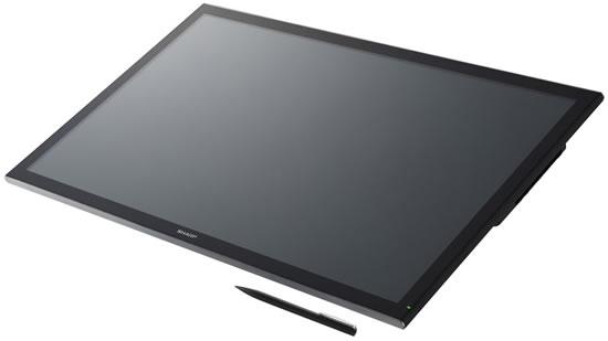 la nouvelle tablette tactile ultra hd 32 pouces blog eavs groupe. Black Bedroom Furniture Sets. Home Design Ideas