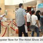 EAVS vous donne rendez-vous à l'Hotel Show de Dubaï !