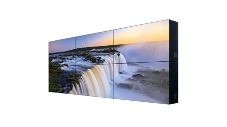 Mitsubishi videowall