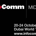 Retrouvez nous à l'InfoComm de Dubaï