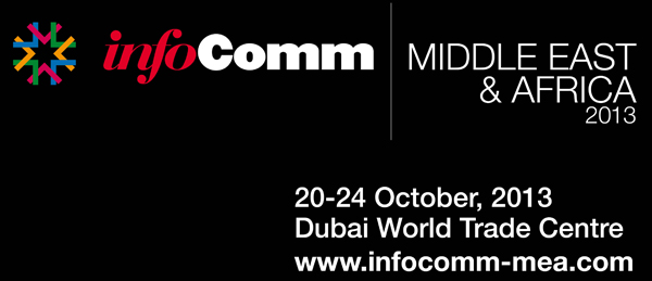 InfoComm MEA 2013