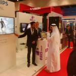Retour sur l'InfoComm de Dubaï en images…