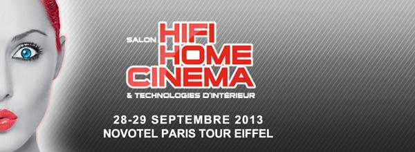 Stand EAVS salon Hifi Home Cinema