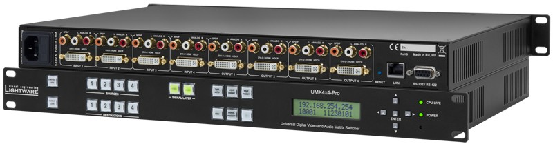 Lightware umx4x4
