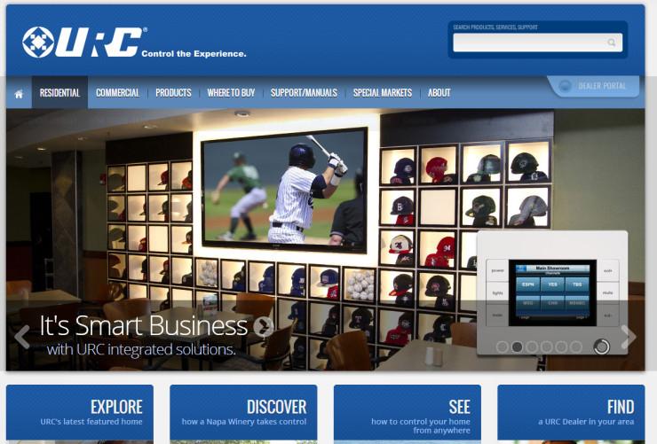 URC Homepage