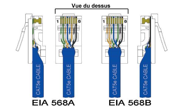568A 568B