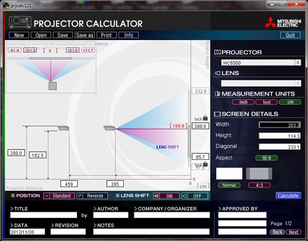 Comment calculer les dimensions d 39 une pi ce home cinema for Calculer la puissance necessaire pour chauffer une piece