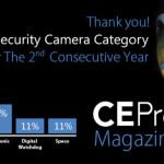 IC Realtime classé n°1 par CE Pro
