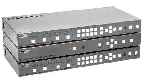 Gefen extendeur KVM et processeur vidéo