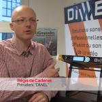 Vidéo : Régis de Cadenet, président de Diwel
