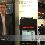 Vidéo : LIGHTWARE dévoile sa matrice 25G 80×80