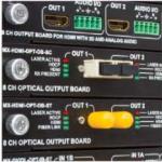LIGHTWARE : catalogue 2014 de la gamme et de la 25G Hybrid