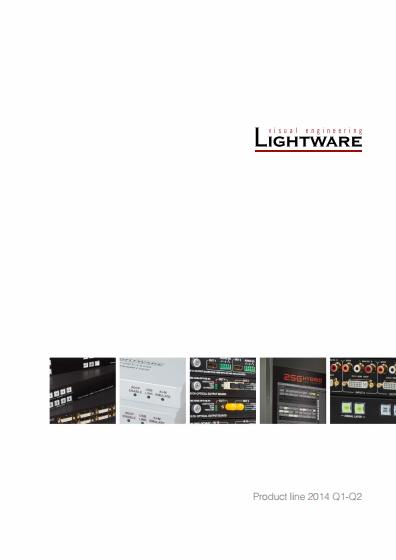 Lightware 2014