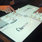 Une chaîne de restaurant s'équipe en tables tactiles interactives