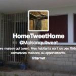 Hometweethome : la maison qui tweete