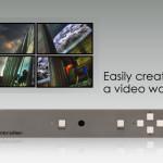 Créez un mur d'image facilement avec le Contrôleur Video Wall HD de GEFEN