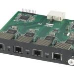 MuxLab développe des cartes fibre optique pour matrice