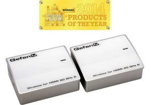 Extendeur Gefen GTV-WHD-60G sans fil HDMI 60Ghz GTV-WHD-60G