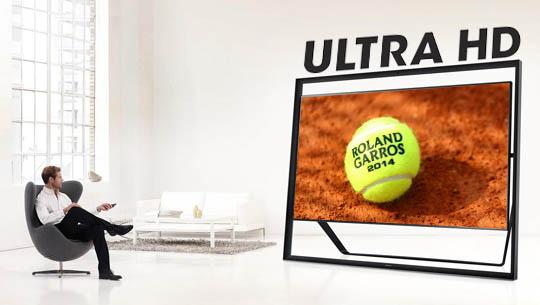 Roland Garros UHD 4K