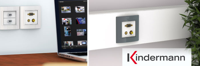Kindermann Konnect Design Click