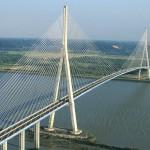 L'installation du mois : Système d'affichage dynamique EAVS Visio au Pont de Normandie