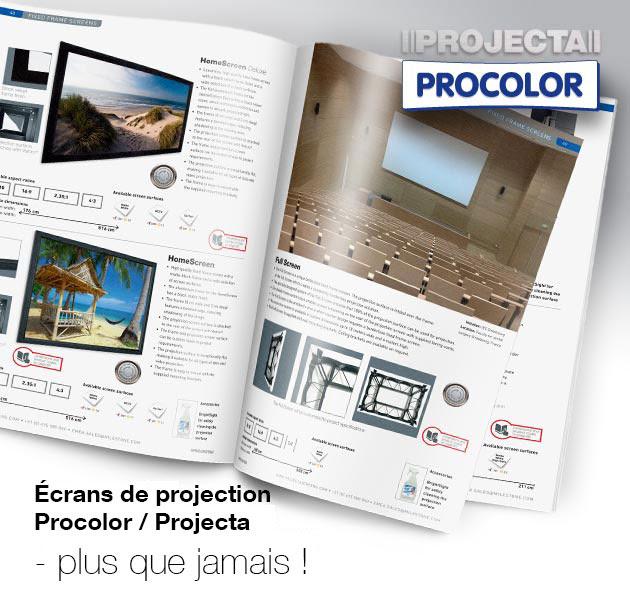 Pro Color Projecta Da Lite