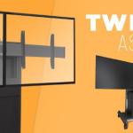 Accessoires double écran Chief Fusion : deux, c'est mieux !
