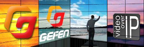 Gefen Video & KVM Over IP Solutions