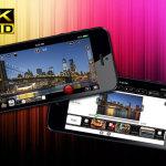 Une appli à 900€ pour filmer en 4K