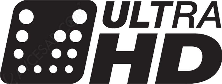 Ultra HD logo