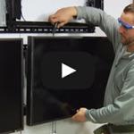 Nouveaux trucs et astuces en video de la solution pour murs d'images CHIEF