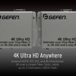 GEFEN lance un extendeur 4K Ultra HD