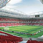 Belden prépare le Spartak Stadium pour la coupe du Monde 2018