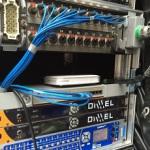 SPECTACULAIRES exploite de multiples liaisons sans fil DIWEL