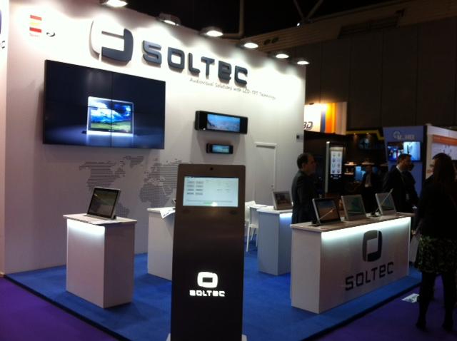 Soltec ISE 2015