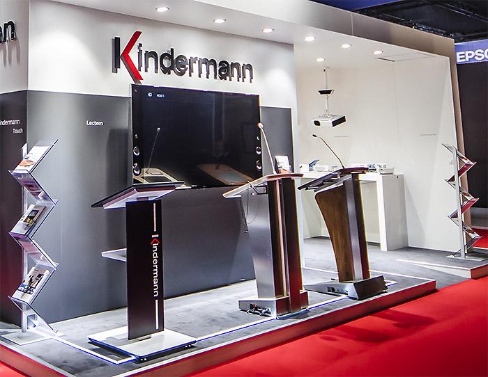 Kindermann ISE 2015