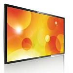 PHILIPS dévoile sa nouvelle gamme d'écrans pour affichage dynamique Q-Line