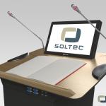 Découvrez les pupitres interactifs de SOLTEC