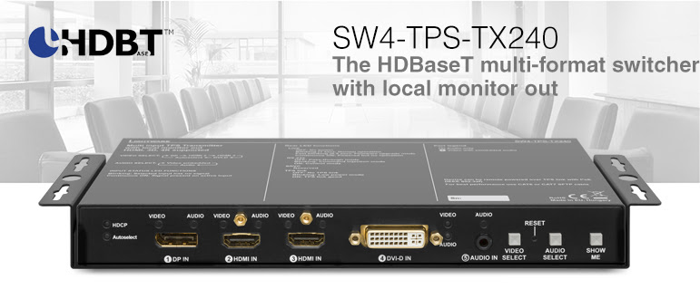 Lightware SW4-TPS-TX240