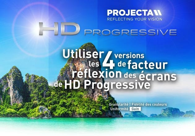 Projecta HD Progressive