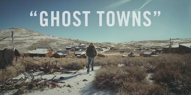 Ghost Town vidéo Youtube 8K