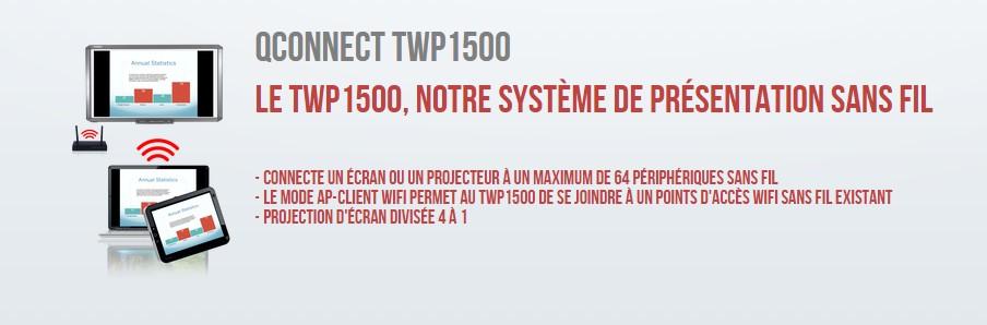 QConnect Plus TWP1500