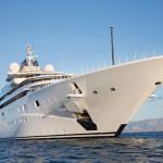 La matrice hybride 25G de LIGHTWARE, prend la mer sur un yacht de 76 mêtres