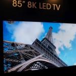Sharp commercialisera un téléviseur 8K dès octobre