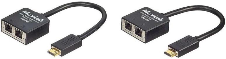500402 Kit Extendeur Muxlab HDMI Passif