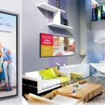 Sharp lance un écran plat LED 80» Full HD professionnel