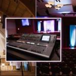 Compass Control permet le redesign d'une église contemporaine